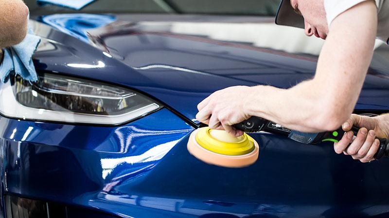 Fahrzeugaufbereitung für die Leasingrückgabe