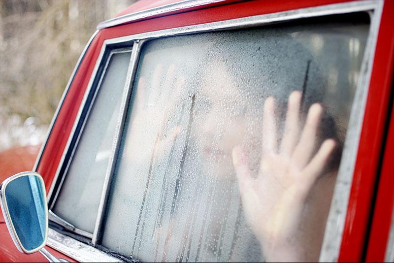 Kondenswasser im Auto