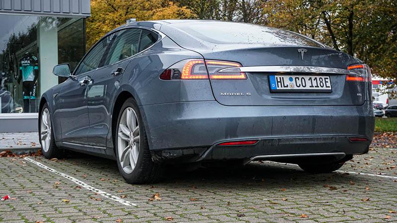 Elektrofahrzeuge sind umweltfreundlich