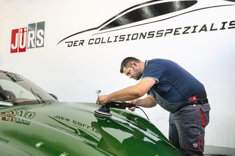 Hochwertige Porsche Keramik Versiegelung