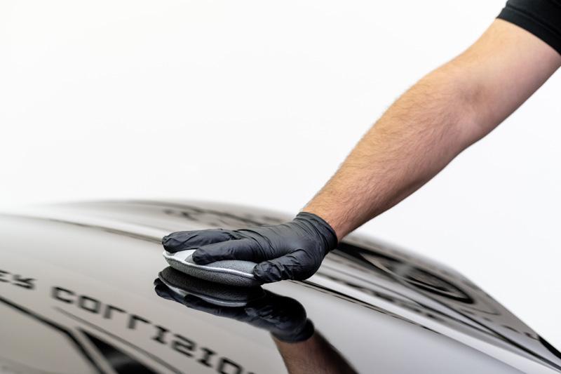 Keramikversiegelung Porsche Taycan