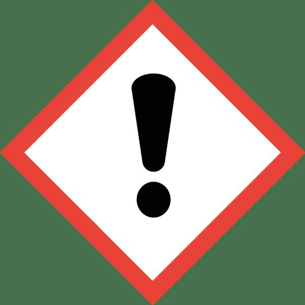Gefahrensymbol - GHS07