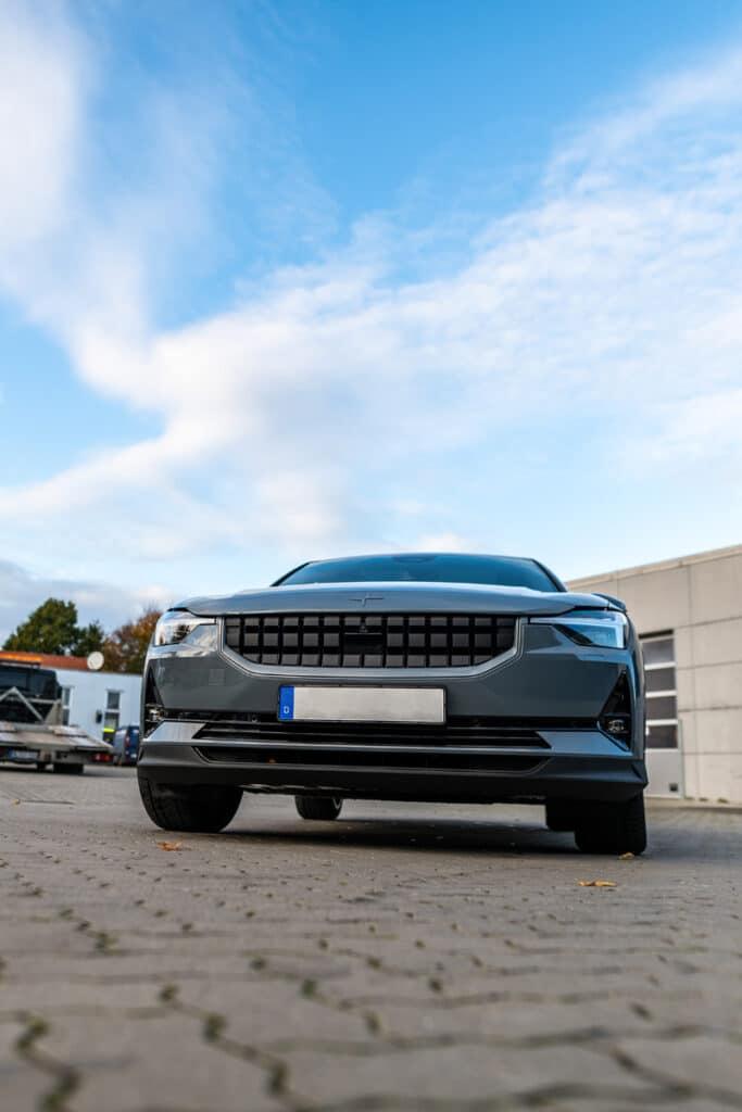 Eine Versiegelung ist für viele Fahrzeuge geeignet